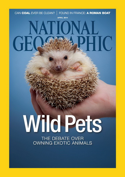 National Geographic April 2014
