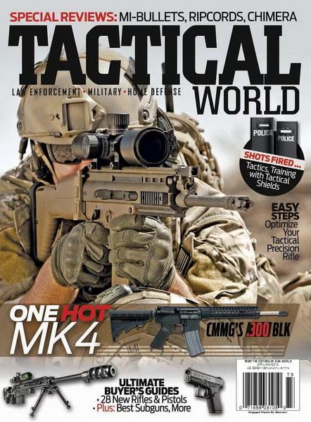 Tactical World April May 2014