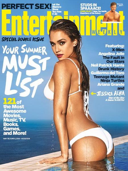 Entertainment Weekly 30 May 2014