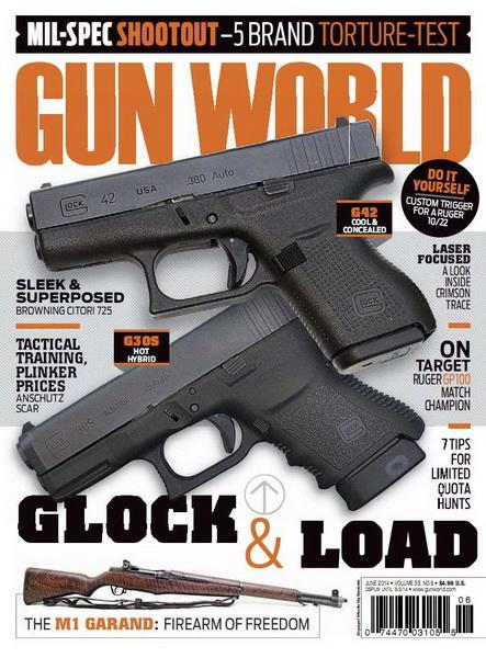 Gun World June 2014