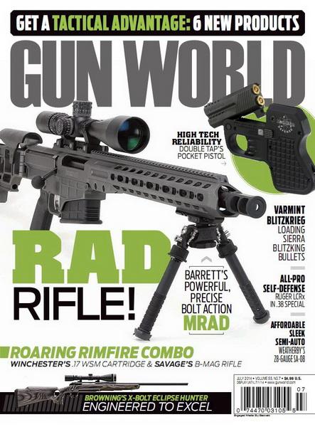 Gun World July 2014