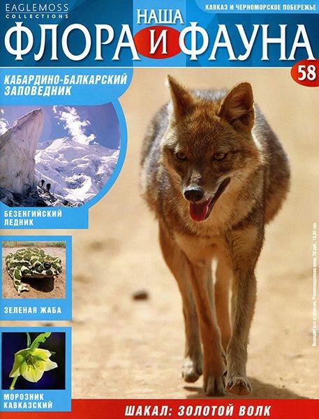 журнал Наша флора и фауна №58 2014