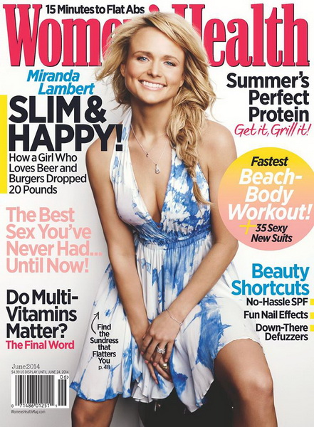 Women's Health June 2014 USA